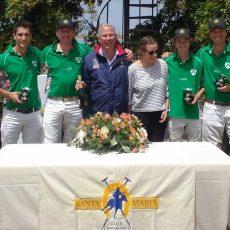 El combinado 'Rest of the World' vence en la final del International Day celebrado en el Santa María Polo Club