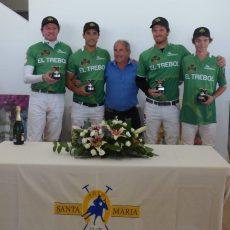 El Trébol se proclama vencedor del Torneo de Primavera en Santa María Polo Club