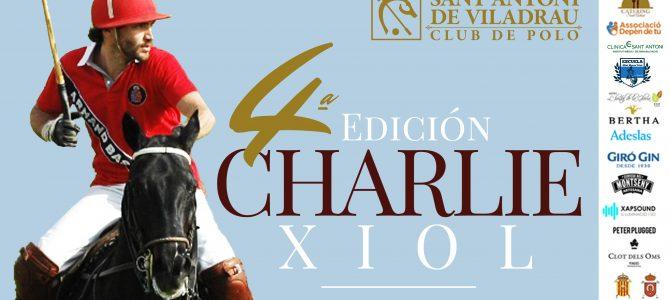 IV EDICIÓN DEL TORNEO CHARLIE XIOL