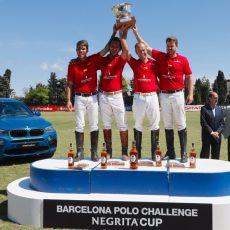 Engel & Völkers gana el BPC Negrita Cup