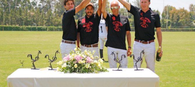 Jolly Roger gana el XIV Memorial Conde de la Maza en el Santa María Polo Club