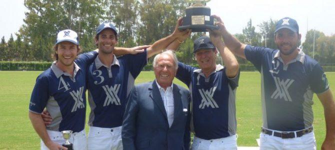 Ayala Polo Team gana la II Copa Patrick G. Hermès en el Santa María Polo Club