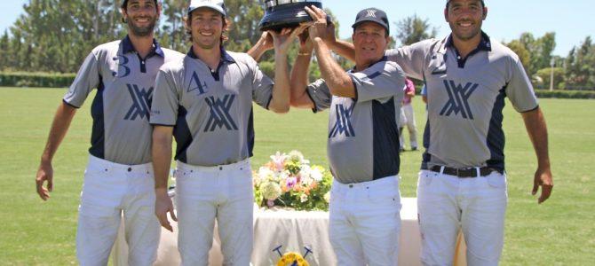 Ayala Polo Team repite triunfo y vence en la XIII Copa de Jerez de Polo