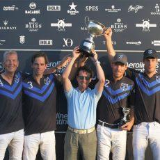 Sainte Mesme, campeón de la Copa de Bronce Aerolíneas Argentinas