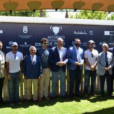 Presentación del 46º Torneo Internacional de Polo de Sotogrande
