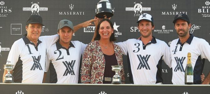 Ayala Polo Team, campeón de la Copa de Bronce Royal Bliss de alto hándicap