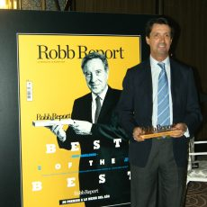 "Santa María Polo Club, galardonado con el premio internacional ""Best of the Best"" 2017 de la revista Robb Report"