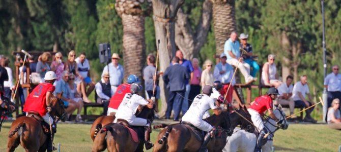 Santa María Polo Club acoge el Torneo de Primavera