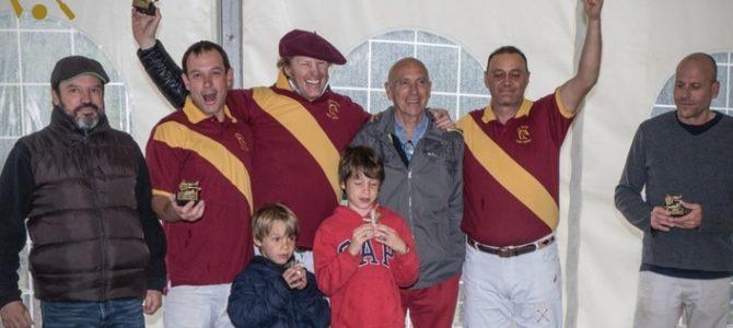 El C.P. Sant Antoni se proclama vencedor de V memorial Charlie Xiol
