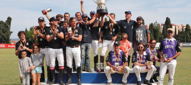 Avstone Hotels se proclama Campeón de España Absoluto 2018