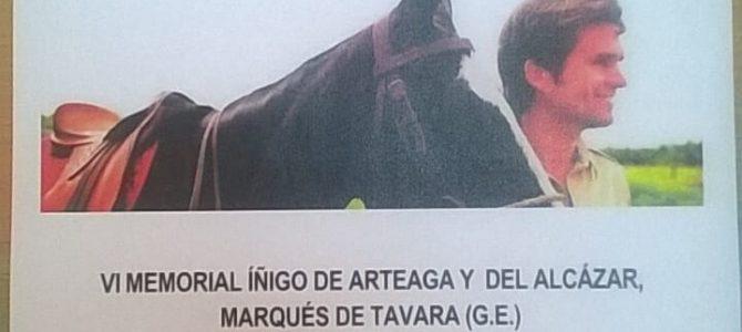 VI Memorial Iñigo de Arteaga