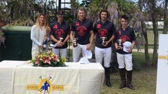 Jolly Roger se impone en el Torneo de Primavera en Santa María Polo Club