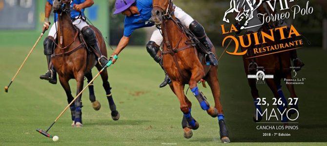 Este viernes comienza la VII edición del Torneo La Quinta en el Santa María Polo Club