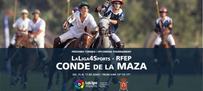 Arranca en Sta. María Polo Club el XV Memorial Conde de la Maza by LaLiga4Sports