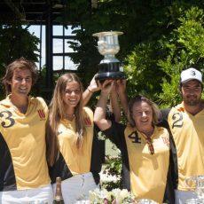 Ireland y Woodchester vencedores en Santa María Polo Club.