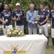 Dos Lunas se alza con la III Copa Patrick Guerrand Hermès en el Santa María Polo Club