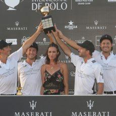 La Indiana se proclama vencedor de la Copa de Oro Maserati de alto hándicap del 47º Torneo Internacional de Polo
