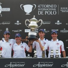 Lechuza Caracas se proclama campeón de la Copa de Plata Appletiser de alto hándicap tras una gran final