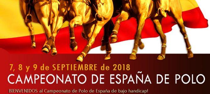 Campeonato de España de Bajo Hándicap