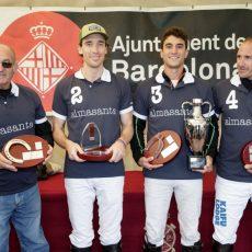 Almasanta ganador del 30º Torneo Internacional Ciudad de Barcelona de Polo