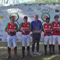 N Eki Events gana la Copa Finca Monasterio del IBERIAN POLO TOUR 2018 by LaLigaSports