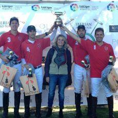 El equipo del Real Club de Andalucía (El Aero)  se lleva la Copa Sotoestates en Sta. María Polo Club, con la que arranca el Iberian Polo Tour by LaLigaSports