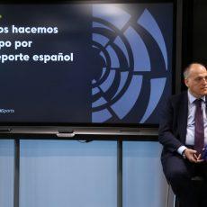 LaLiga presenta a las federaciones deportivas su nueva plataforma OTT