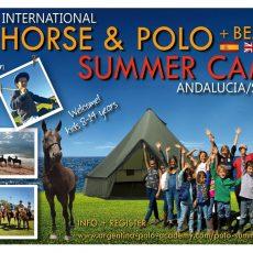 HORSE + POLO SUMMER CAMP 2019 EN TRAFALGAR POLO CLUB