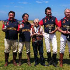 El equipo del Real Club de Polo de Jerez, gana el torneo LaLigasports en Trafalgar Polo Club