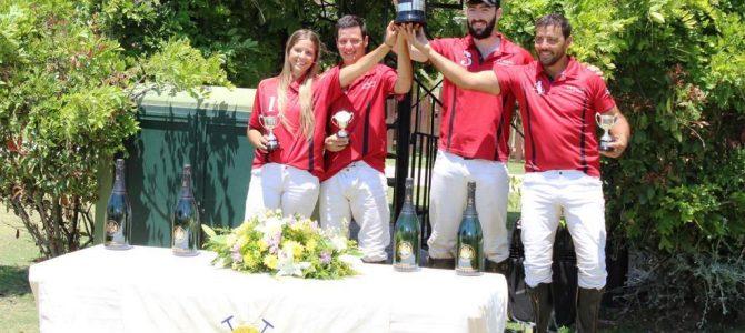 Tyrone vencedor en el Memorial Andrés Parladé en Sta. María Polo Club