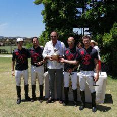 El Memorial Conde de la Maza by LaLigaSports acaba con victoria de Jolly Roger en Santa María Polo Club.