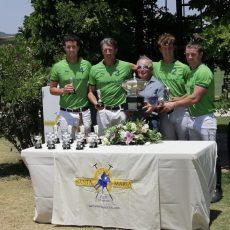 El equipo de Horseware vence en la final de la Copa Patrick G. Hermés en Sta María Polo Club