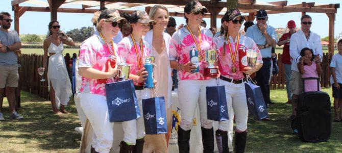 Rhone Hill, vencedor en el Campeonato de España Femenino en Santa María Polo Club
