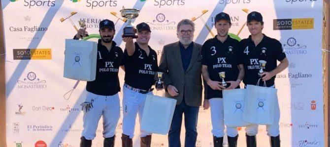 PX polo team se llevó la Copa Sotoestates del Iberian Polo Tour By LaLigaSports
