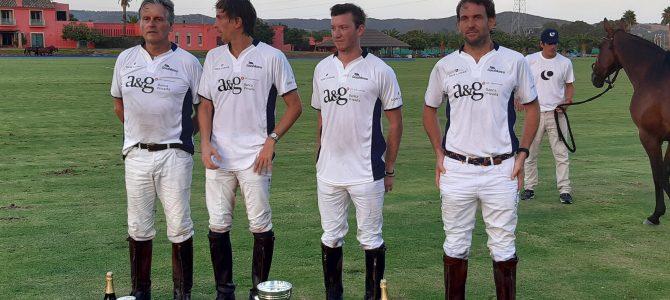 El equipo Dos Lunas, vence a la Lunita en el primer Champions Polo Challenge