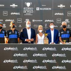 Sainte Mesme conquista la Copa de Oro Playtech en la final del Torneo Internacional MANSION de Polo