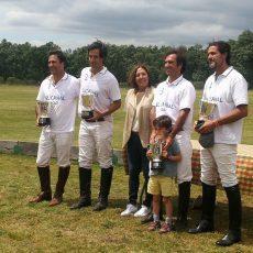Gran final del Campeonato de España de Bajo Hándicap en el Club de Polo El Cañal