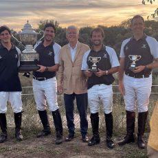 Valdeparras Polo Team, ganador del Abierto de Puerta de Hierro