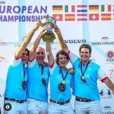 España medalla de bronce en El Campeonato de Europa donde Italia se proclama vencedor