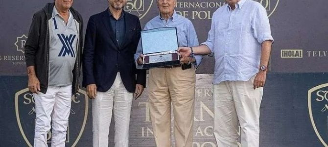 Agradecimiento a D. Ramón Mora Figueroa
